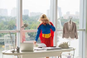 Si j'étais la Coach de Superwoman… 5 pistes de développement perso pour superhéros