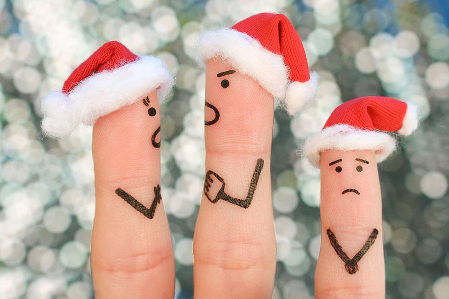 Trousse de survie pour les fêtes de fin d'année